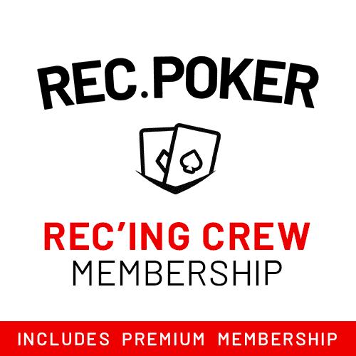 Rec'ing Crew Membership